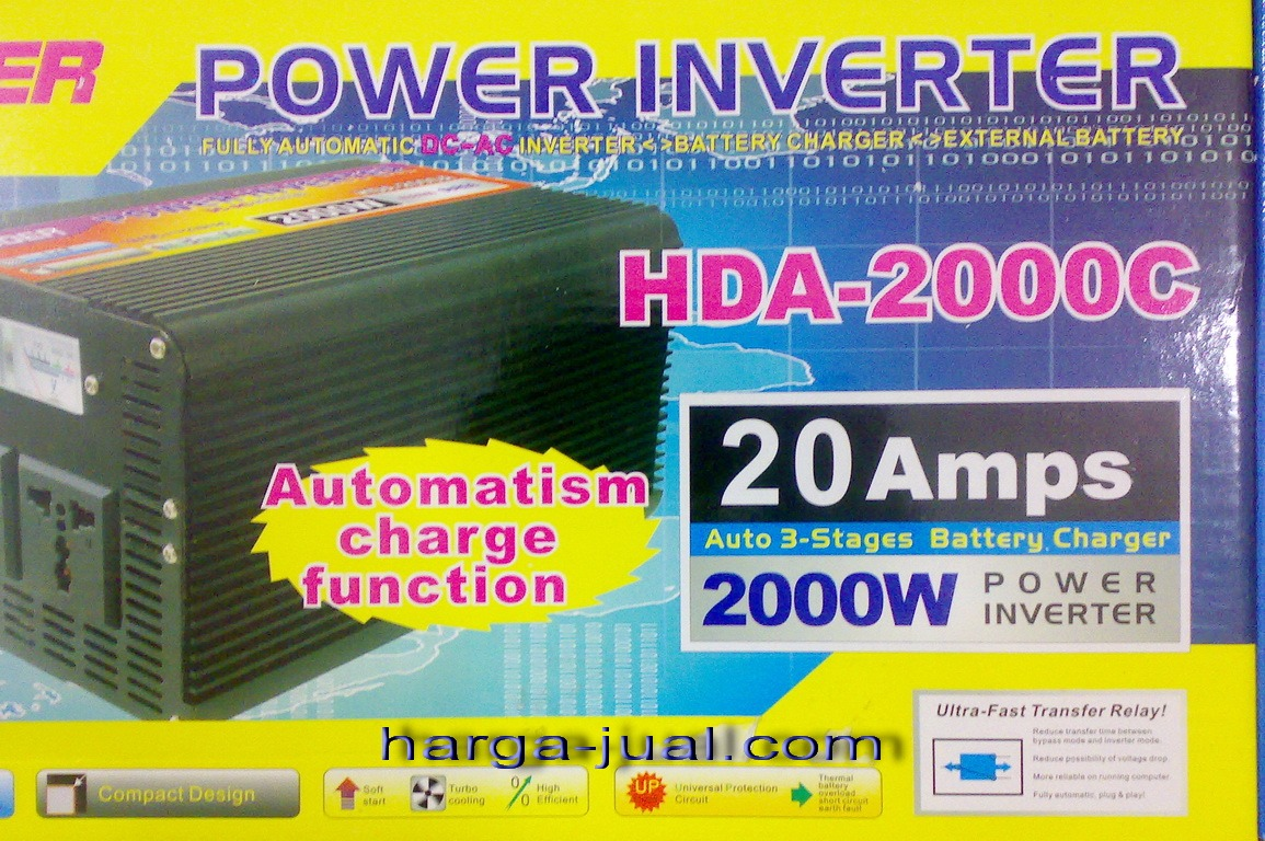 harga power inverter