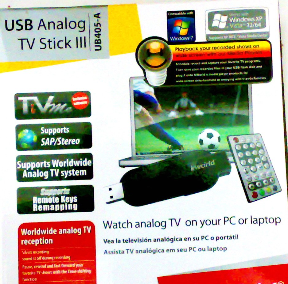 tv tuner laptop