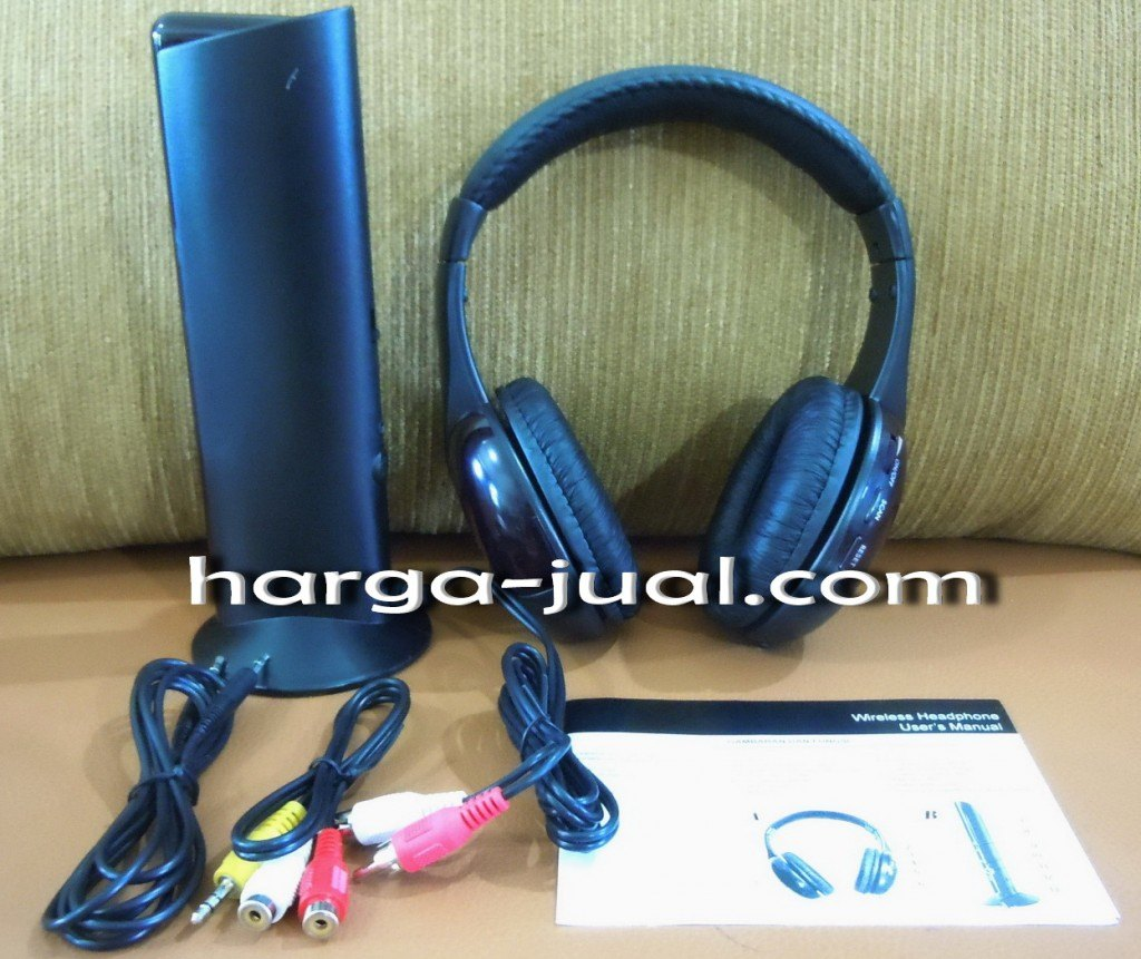 harga headset wireless
