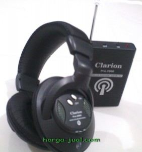 clarion headset