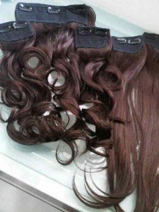 extension rambut