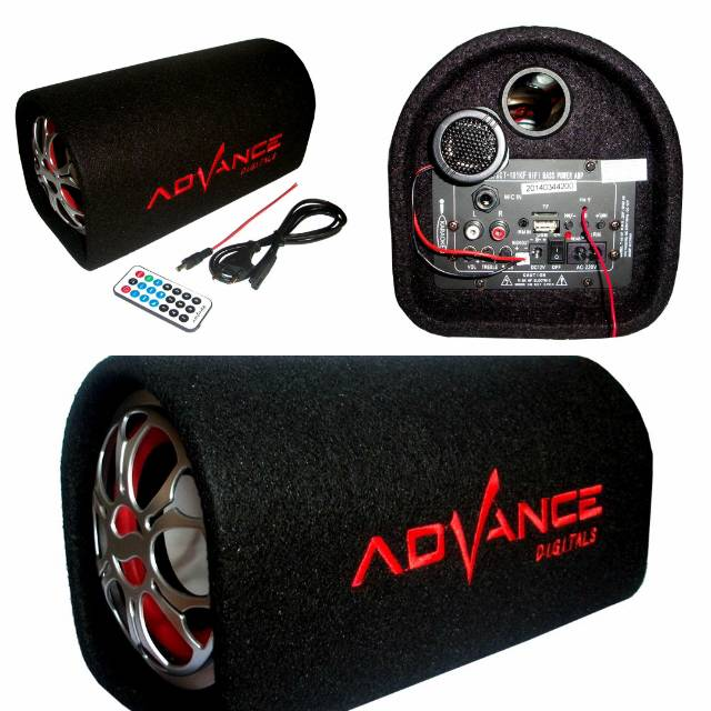 speaker advance 2