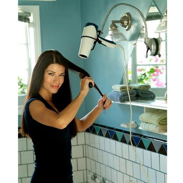 holder hair dryer