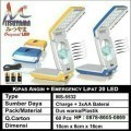 lampu emergency 2 in 1