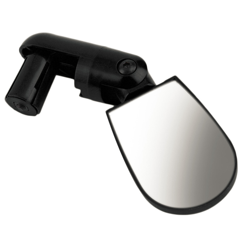 Mini Rotate Flexible Handlebar Mirror - Kaca Spion Sepeda
