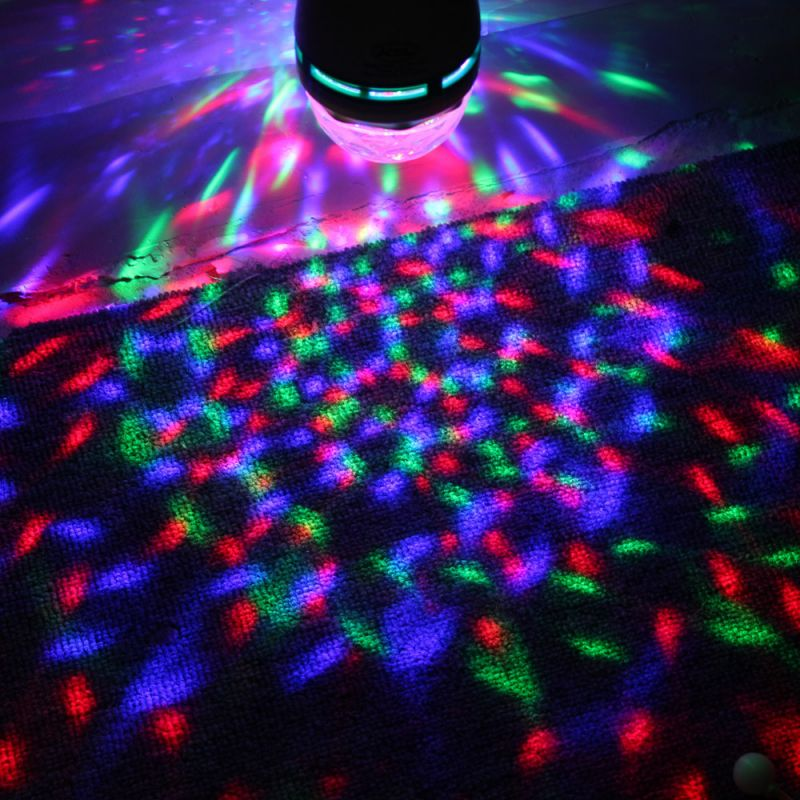 Bohlam Disco LED