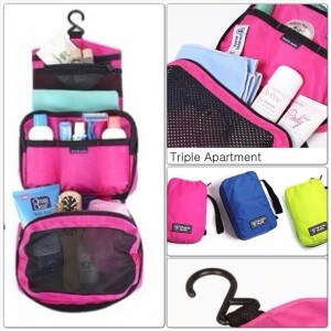 Travel Mate - Toilet Bag Organizer