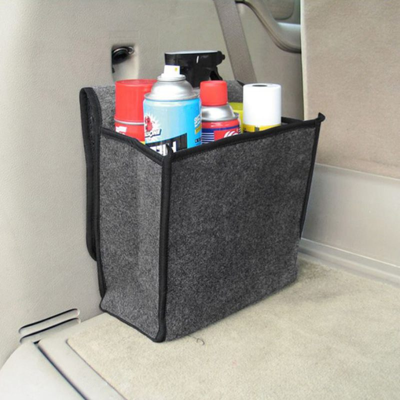 car organizer box