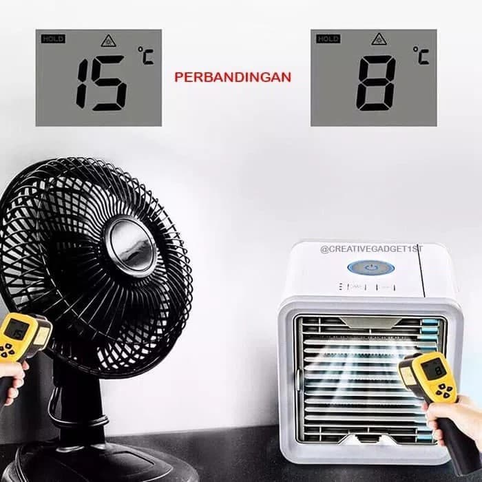 Original Arctic Air Cooling/Mini AC Portable/Penyegar Udara Terlaris