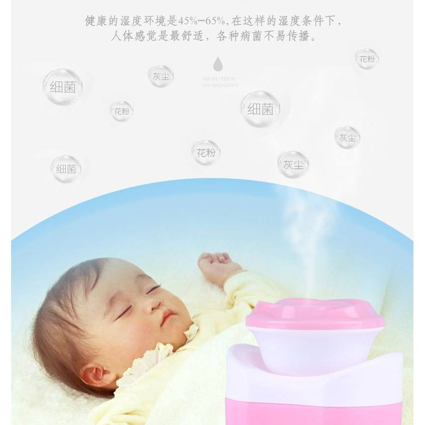 humidifier mobil